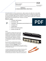 Guia 2 Patch Panel