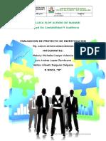 Autonomo Primer Parcial-evaluacion de Proyectos