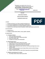 Job Sheet Usp Pai