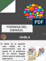 Fonemas Del Español