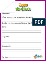 Act. Juan Sin Miedo