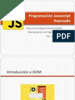 Programacion Javascript Avanzado