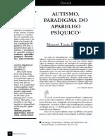 Autismo Paradigma do aparelho psiquico.pdf