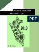 Indice de Competitividad Regional Trabajo Enciso