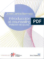 Counseling Introduccion Al Counselling