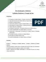 Cuidados Paliativos e Terapia de Dor_FEV19