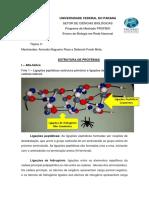 Estrutura 3D proteínas