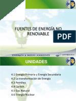 u4 Fuentes de Energía No Renovable