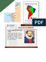 Lista de Virreyes Del Peru (1)