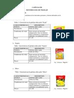 Material y Métodos Gelatina