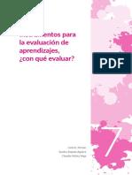 Forster Al Instrumentos Para Evaluacion de Aprendizajes (1) (1)