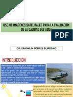 control y contaminacion de agua