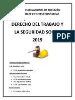 Ejercicios sobre derecho laboral