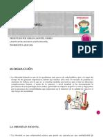 Diapositivas La Obesidad Infantil