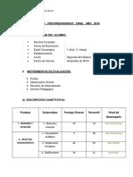 Informe PSP Final