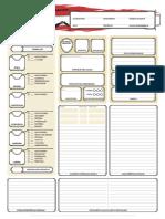 Ficha Alternativa de D&D5E Traduzida e Colorida