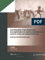 Butron Prida, Gonzalo (Ed.) - Las Españas y Las Americas. Los Españoles de Ambos Hemisferios [2012]