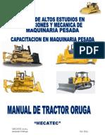 Cuestionario de Tractor Oruga