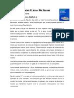 Fernando Savater Capitulo 1