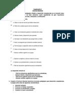 Cuestionario Modulo 5