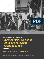 How to Hack Whats App Account (2017).pdf