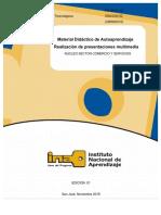 Material Didactico Presentaciones Multimedia