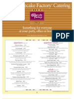 96796_The Cheesecake Factory- Catering Menu- Nationwide