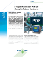 White Paper Optical Oxygen Measurement With ISM en Feb09