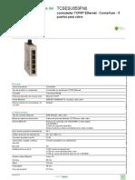 EcoStruxure™ Modicon M258_TCSESU053FN0