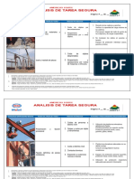Ats de Montaje de Estructuras Metálicas - Mejia w.