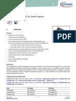 Infineon Infineon TLE8080EM DS v01 02 En