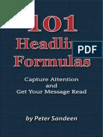 101 Headline Formulas by Peter Sandeen1.en.pt