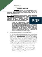 Criminal Complaint Perjury - Redact_redacted