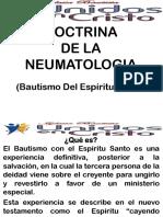 DOCTRINA DE LA NEUMATOLOGIA (Bautismo del Espíritu Santo).pptx