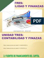 3.1 Fuentes de Financiamiento Lt