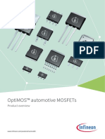 Infineon Automotive MOSFETs Product Brochure BC v01 02 En