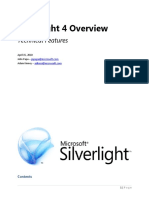 Whats New in Silver Light 4