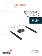 Waspmote Nb Iot Cat m Networking Guide