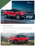 Captur Brochure April 2019