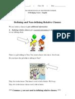 L4 Grammar Revision 4 Student