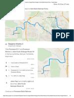 Saujana Utama 2 Sungai Buloh Selangor to Smk Bukit Rahman Putra - Google Maps