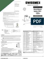 Manual y Partes