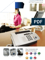 Fax878 Brochure