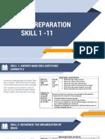 TOEFL Reading Preparation SKILL 1-11