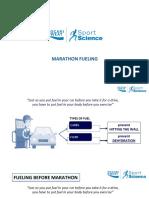 Marathon Fueling