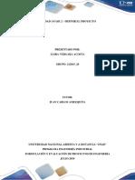 Unidad 1-Fase 2 – Definir El Proyecto