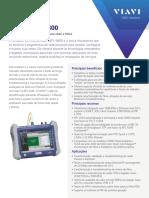 Mts 5800 Testador Portatil Completo Para Rede e Fibra Pt Resumo de Produtos e Solucoes Pt