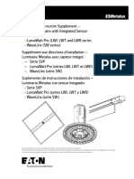 ADF142495 Metalux Luminaire With Integrated Sensor Ins
