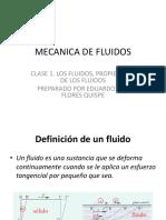 propiedades del fluido