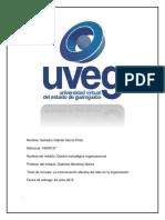 La comunicación efectiva del líder en la organización uveg